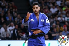 Sagi Muki (ISR) - Grand Slam Paris (2019, FRA) - © IJF Media Team, International Judo Federation