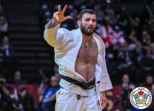 Varlam Liparteliani (GEO) - Grand Slam Paris (2019, FRA) - © IJF Media Team, International Judo Federation