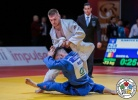 Akil Gjakova (KOS), Alexandru Raicu (ROU) - Grand Slam Paris (2019, FRA) - © IJF Media Team, International Judo Federation