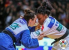 Astride Gneto (FRA), Andreea Chitu (ROU) - Grand Slam Paris (2019, FRA) - © IJF Media Team, International Judo Federation