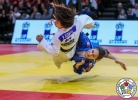 Ami Kondo (JPN), Melodie Vaugarny (FRA) - Grand Slam Paris (2019, FRA) - © IJF Media Team, International Judo Federation