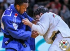Naohisa Takato (JPN), Romaric Bouda (FRA) - Grand Slam Paris (2019, FRA) - © IJF Media Team, International Judo Federation