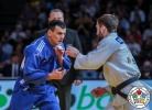 Georgii Zantaraia (UKR), Abdula Abdulzhalilov (RUS) - Grand Slam Paris (2019, FRA) - © IJF Media Team, International Judo Federation