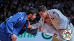 Vazha Margvelashvili (GEO), Denis Vieru (MDA) - Grand Slam Paris (2019, FRA) - © IJF Media Team, International Judo Federation
