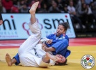 Barbara Timo (POR), Fanny Estelle Posvite (FRA) - Grand Slam Paris (2019, FRA) - © IJF Media Team, International Judo Federation