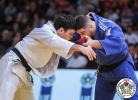 Aaron Wolf (JPN), Peter Paltchik (ISR) - Grand Slam Paris (2019, FRA) - © IJF Media Team, International Judo Federation