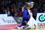 Assmaa Niang (MAR), Barbara Timo (POR) - Grand Slam Paris (2019, FRA) - © IJF Media Team, International Judo Federation