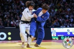 Mami Umeki (JPN), Ruika Sato (JPN) - Grand Slam Paris (2019, FRA) - © IJF Media Team, International Judo Federation