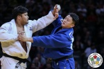 SungMin Kim (KOR), Hisayoshi Harasawa (JPN) - Grand Slam Paris (2019, FRA) - © IJF Media Team, IJF