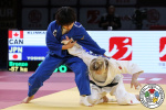 Jessica Klimkait (CAN) - IJF World Masters Qingdao (2019, CHN) - © IJF Emanuele Di Feliciantonio, International Judo Federation
