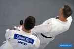 Rob Henneveld (NED), Kenneth Henneveld (NED) - Training Centre Papendal (2019, NED) - © JudoInside.com, judo news, results and photos