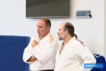 Maarten Arens (NED), Jean-Paul Bell (GBR) - Training Centre Papendal (2019, NED) - © JudoInside.com, judo news, results and photos