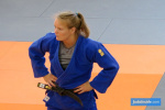 Sanne Van Dijke (NED) - Training Centre Papendal (2019, NED) - © JudoInside.com, judo news, results and photos