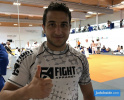 Bilal Ciloglu (TUR) - Training Centre Papendal (2019, NED) - © JudoInside.com, judo news, results and photos