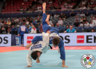 Georgii Zantaraia (UKR), Ian Sancho Chinchila (CRC) - World Championships Tokyo (2019, JPN) - © IJF Marina Mayorova, International Judo Federation