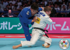 Noël Van 't End (NED), Shoichiro Mukai (JPN) - World Championships Tokyo (2019, JPN) - © IJF Marina Mayorova, International Judo Federation