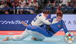 Marhinde Verkerk (NED), Patricia Sampaio (POR) - World Championships Tokyo (2019, JPN) - © IJF Marina Mayorova, International Judo Federation