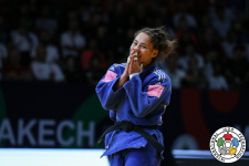 Pleuni Cornelisse (NED) - World Championships Juniors Marrakech (2019, MAR) - © IJF Emanuele Di Feliciantonio, International Judo Federation