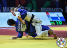 Ruslan Halavachou (BLR) - World Championships Juniors Marrakech (2019, MAR) - © IJF Gabriela Sabau, International Judo Federation
