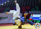 Lucian Bors Dumitrescu (ROU) - World Championships Juniors Marrakech (2019, MAR) - © IJF Gabriela Sabau, International Judo Federation