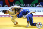Timea Kardos (HUN) - World Championships Juniors Marrakech (2019, MAR) - © IJF Emanuele Di Feliciantonio, International Judo Federation