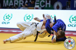 Sukhbat Byambasuren (MGL), Ruslan Halavachou (BLR) - World Championships Juniors Marrakech (2019, MAR) - © IJF Emanuele Di Feliciantonio, International Judo Federation