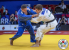 Edoardo Mella (ITA), Jeferson Santos Junior (BRA) - World Championships Juniors Marrakech (2019, MAR) - © IJF Gabriela Sabau, International Judo Federation