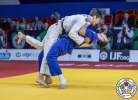 Somon Makhmadbekov (TJK) - World Championships juniors Marrakech (2019, MAR) - © IJF Gabriela Sabau, International Judo Federation