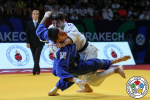 Somon Makhmadbekov (TJK) - World Championships juniors Marrakech (2019, MAR) - © IJF Emanuele Di Feliciantonio, International Judo Federation