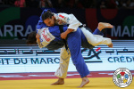 Morgane Fereol (FRA) - World Championships Juniors Marrakech (2019, MAR) - © IJF Emanuele Di Feliciantonio, International Judo Federation