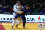 Toni Miletic (BIH), Gennaro Pirelli (ITA) - World Championships Juniors Marrakech (2019, MAR) - © IJF Emanuele Di Feliciantonio, International Judo Federation