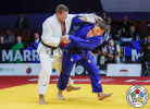 Toni Miletic (BIH), Gennaro Pirelli (ITA) - World Championships Juniors Marrakech (2019, MAR) - © IJF Gabriela Sabau, International Judo Federation