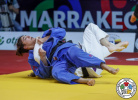 Patricia Sampaio (POR) - World Championships Juniors Marrakech (2019, MAR) - © IJF Gabriela Sabau, International Judo Federation
