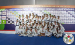 judo club around the world (IJF), judo which country (IJF) - World Junior Mixed Team Championships Marrakech (2019, MAR) - © IJF Gabriela Sabau, International Judo Federation