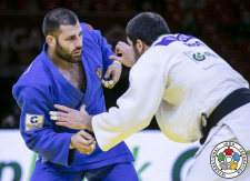 Arman Adamian (RUS) - Grand Slam Budapest (2020, HUN) - © IJF Gabriela Sabau, International Judo Federation