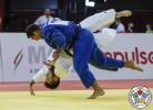 Ivaylo Ivanov (BUL) - Grand Slam Budapest (2020, HUN) - © IJF Gabriela Sabau, International Judo Federation