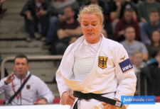 Luise Malzahn (GER) - Grand Slam Düsseldorf (2020, GER) - © JudoInside.com, judo news, results and photos