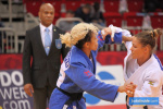 Miryam Roper (PAN), Hedvig Karakas (HUN) - Grand Slam Düsseldorf (2020, GER) - © JudoInside.com, judo news, results and photos