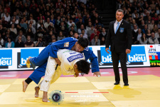 Soichi Hashimoto (JPN) - Grand Slam Paris (2020, FRA) - © Klaus Müller, Watch: https://km-pics.de/
