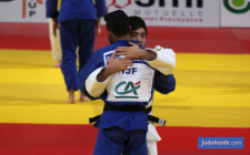 Mohammad Rashnonezhad (NED) - Grand Slam Paris (2020, FRA) - © JudoInside.com, judo news, results and photos