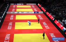 Yeldos Smetov (KAZ) - Grand Slam Paris (2020, FRA) - © JudoInside.com, judo news, results and photos