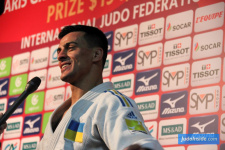 Georgii Zantaraia (UKR) - Grand Slam Paris (2020, FRA) - © JudoInside.com, judo news, results and photos