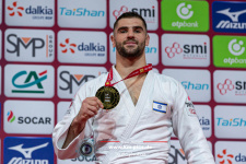 Peter Paltchik (ISR) - Grand Slam Paris (2020, FRA) - © Klaus Müller, Watch: https://km-pics.de/