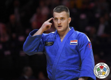Michael Korrel (NED) - Grand Slam Paris (2020, FRA) - © Lars Moeller, International Judo Federation