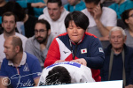 Mami Umeki (JPN) - Grand Slam Paris (2020, FRA) - © Christian Fidler