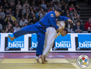 Nikoloz Sherazadishvili (ESP), Kenta Nagasawa (JPN) - Grand Slam Paris (2020, FRA) - © IJF Gabriela Sabau, International Judo Federation