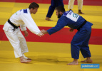 Matthias Casse (BEL), Abas Azizov (RUS) - Grand Slam Paris (2020, FRA) - © JudoInside.com, judo news, results and photos