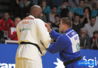 Teddy Riner (FRA), Stephan Hegyi (AUT) - Grand Slam Paris (2020, FRA) - © JudoInside.com, judo news, results and photos