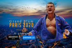 Michael Korrel (NED) - Grand Slam Paris (2020, FRA) - © JudoHeroes