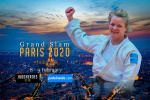 Sanne Van Dijke (NED) - Grand Slam Paris (2020, FRA) - © JudoHeroes